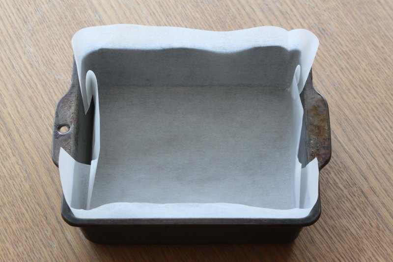 lined tin