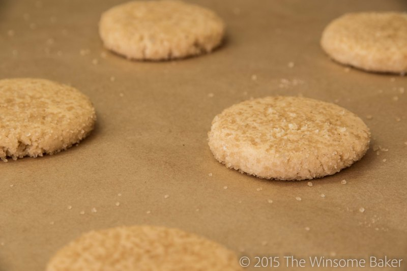 Honey Snap Cookies-4