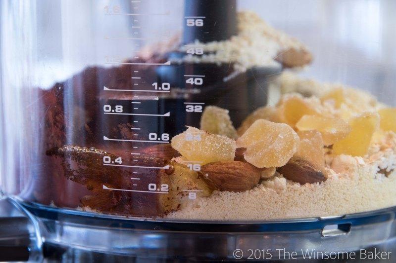 Apricot Almond + Chocolate Bliss Balls -1