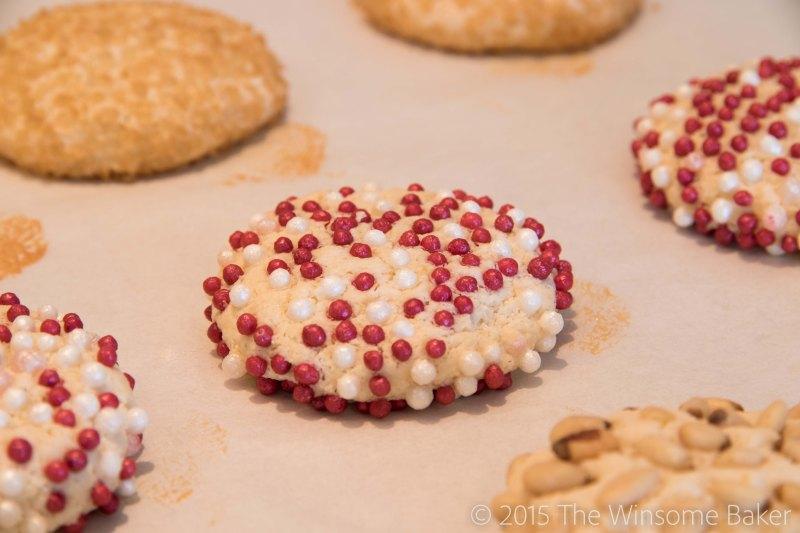 Simple Almond Cookies-6