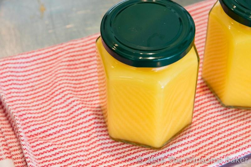 Lemon + Ginger Curd -7