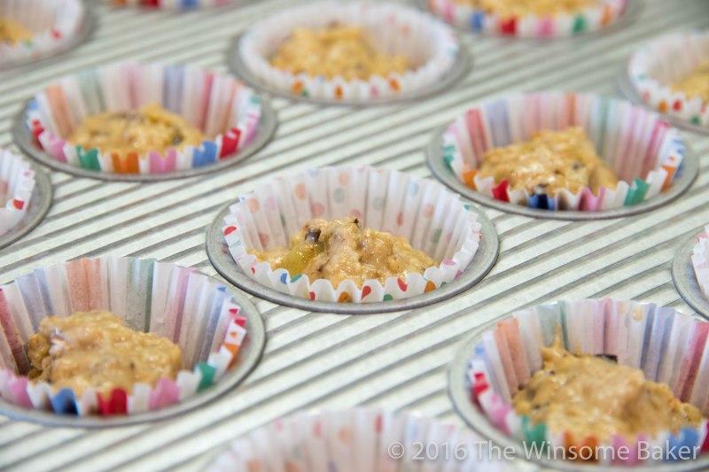 Better Banana + Chocolate Chip Muffins -6
