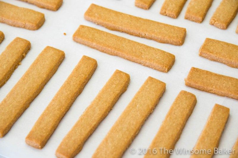 Malt, Chocolate + Sea Salt Finger Cookies -11